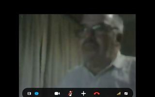 grandpa slutty cum webcam