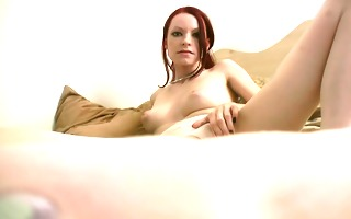 ripping my pantyhose on webcam - fitzgerald media
