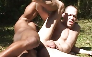white asshole wishes darksome cock