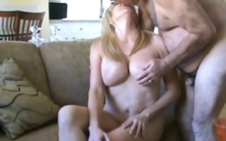 nan with big tits