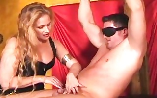 slaver tortures soaked twat