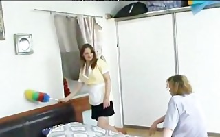 russian legal age teenager maid anal fuck jj