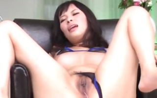aged japanese d like to fuck receives toys on her