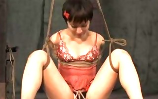 restrained beauty is punished