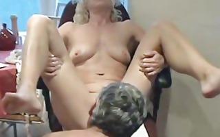 mother i bondage at home