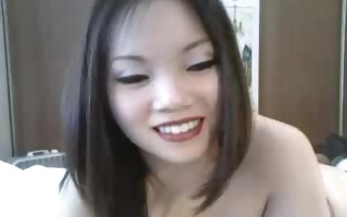 chinese slut using her toys