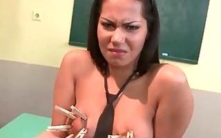 hawt schoolgirl getting punished