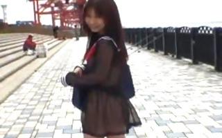 mikan lovely asian student shocks part1