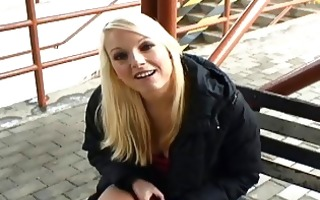 lusty offering for public sex