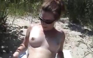 bikini beach college playgirl nude nice arse