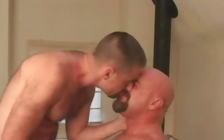 homosexual bear homos fuck and suck eachother