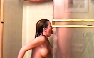 fuck my gf in the shower