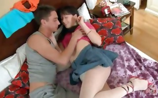 hawt russian teenager gangbanged home
