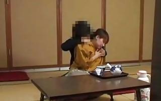 japanese waitress sex