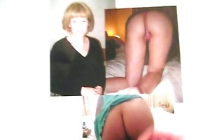 coyf 13 - cumming on photos of wives and