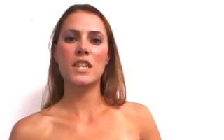 puffy nippled milf sucks cock