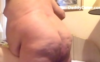 bareback dad bulky fucking an anon hookup met on