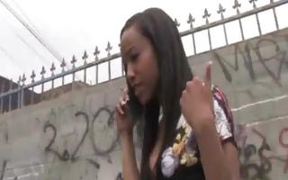 hawt ebony bang pleasure interracial 27