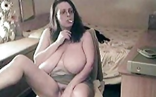 nerdy web camera wife with gigantic juggs!!!!! - 2