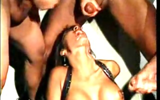 jasmine first claire - gangbang outlandish