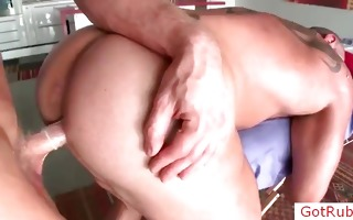 real deep homo anal massage by gotrub