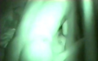 voyeur camera caught sex inside of car seat