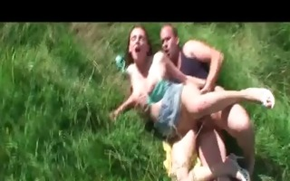 great hot outdoor sex with lewd naughty