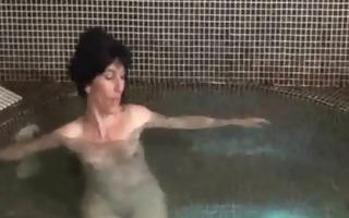 mature ladies in shower n bath abode