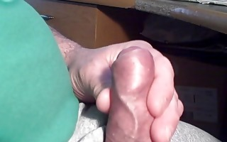 my cock and foreskin
