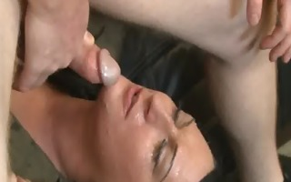 layla gets sloppy after deepthroating