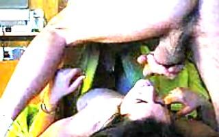 a homemade mexican 69 facial porno