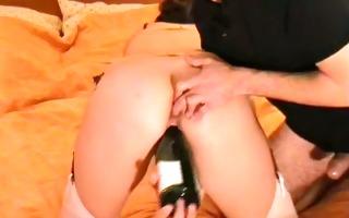 hot pair makes fetish sex tape