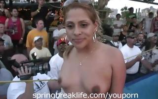 dg bikini contest waterside