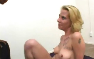 concupiscent wife slut cheats with a monster