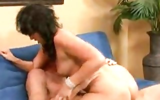 bianca dagger takes chunky pounder up her