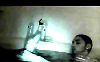 str8 guy jerking in washroom