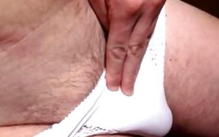 my masturbate with panty
