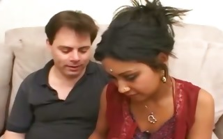 knob loving indian princess acquires fucked part1