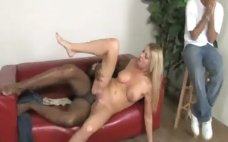 busty hawt milfs have a fun black cockhard and