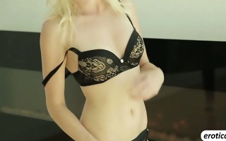 hot and juvenile chloe foster receives private