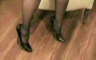 more of big mounds and heels