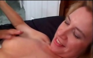 voluptuous sweetie permeated hot in hairy cum-hole