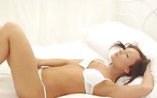 hot roxy in white lingerie!