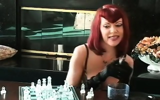 knockers red head tramp smokin bdsm