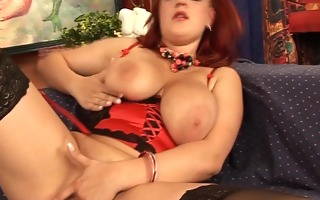 if redhead keeps rubbing bumpers they will