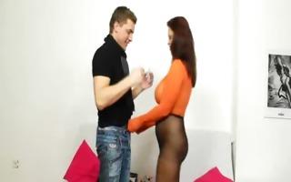 massive boobs sirale nylon stockings sexing