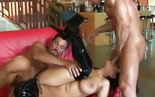 huge boobs carmella bing nailed hard in her a-hole