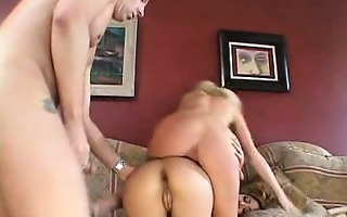 this movie scene features naughty pornstars kat